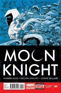 Moon Knight #4 (2014)