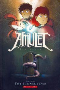 Amulet #1 (2014)