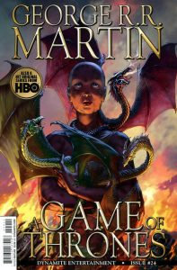 George R. R. Martin's A Game of Thrones #24 (2014)