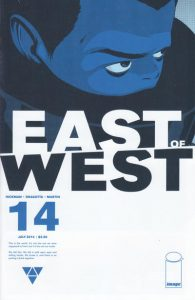 East of West #14 (2014)