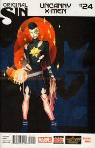 Uncanny X-Men #24 (2014)