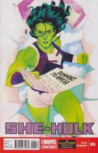 She-Hulk #6 (2014)