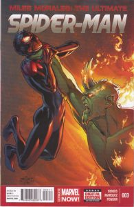 Miles Morales: Ultimate Spider-Man #3 (2014)