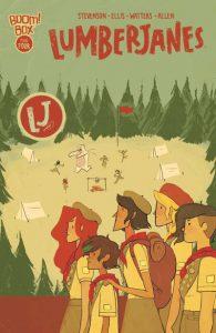Lumberjanes #4 (2014)
