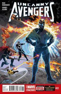 Uncanny Avengers #22 (2014)