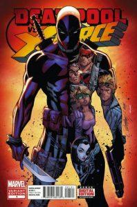 Deadpool vs X-Force #1 (2014)