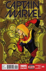 Captain Marvel #5 (2014)