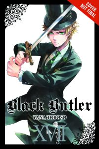 Black Butler #17 (2014)