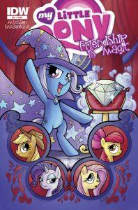 My Little Pony: Friendship Is Magic #21 (2014)