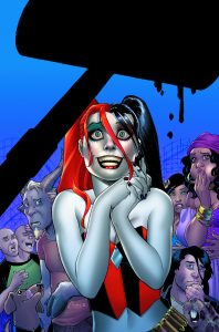 Harley Quinn #8 (2014)