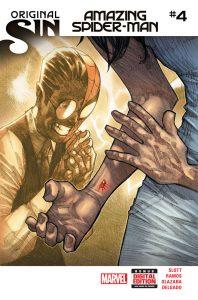 Amazing Spider-Man #4 (2014)
