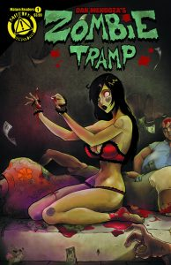 Zombie Tramp #1 (2014)