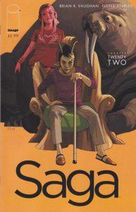 Saga #22 (2014)