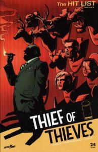Thief of Thieves #24 (2014)