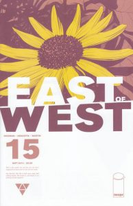East of West #15 (2014)