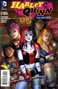 Harley Quinn #10 (2014)