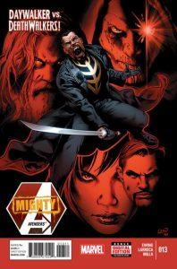 Mighty Avengers #13 (2014)