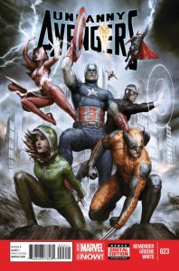 Uncanny Avengers #23 (2014)