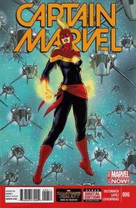 Captain Marvel #6 (2014)