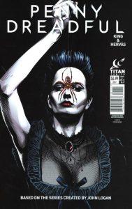 Penny Dreadful #1 (2014)