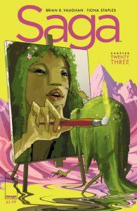 Saga #23 (2014)