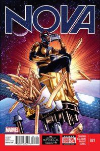 Nova #21 (2014)