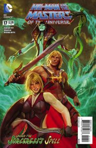 He-Man and the Masters of the Universe #17 (2014)