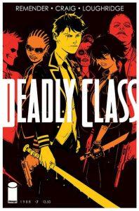 Deadly Class #7 (2014)
