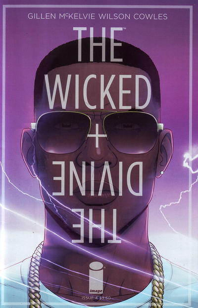 The Wicked + The Divine #4 (2014)