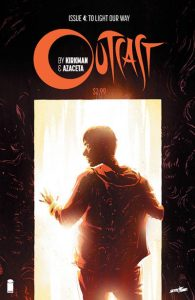 Outcast by Kirkman & Azaceta #4 (2014)