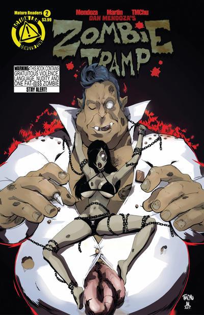 Zombie Tramp #2 (2014)