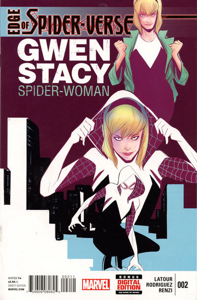 Edge of Spider-Verse #2 (2014)