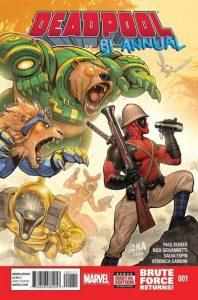 Deadpool #1 (2014)