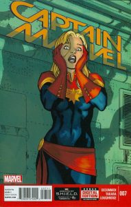 Captain Marvel #7 (2014)