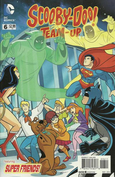 Scooby-Doo Team-Up #6 (2014)