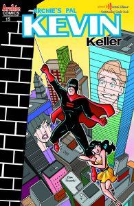 Kevin Keller #15 (2014)