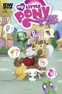 My Little Pony: Friendship Is Magic #23 (2014)