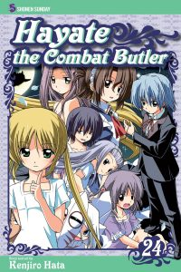Hayate the Combat Butler #24 (2014)