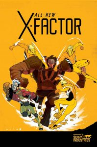 All-New X-Factor #13 (2014)