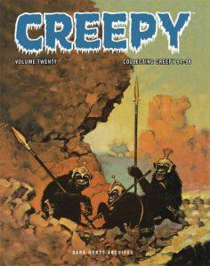 Creepy Archives #20 (2014)