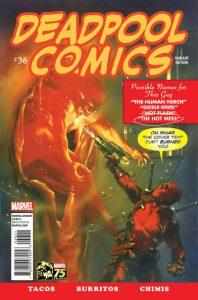 Deadpool #36 (2014)