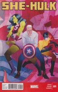 She-Hulk #9 (2014)