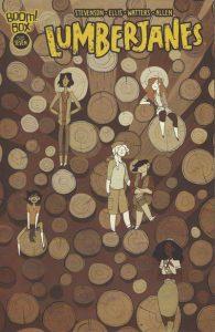 Lumberjanes #7 (2014)