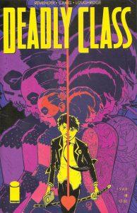 Deadly Class #8 (2014)