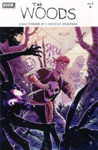 The Woods #6 (2014)