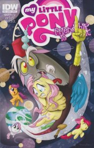 My Little Pony: Friendship Is Magic #24 (2014)