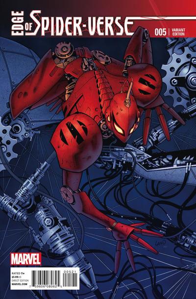 Edge of Spider-Verse #5 (2014)