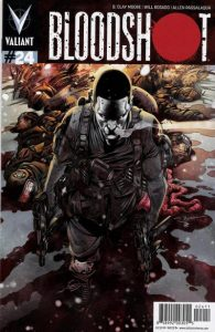 Bloodshot #24 (2014)