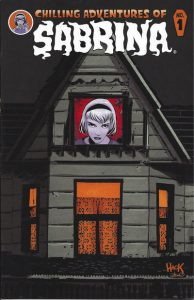 Chilling Adventures of Sabrina #1 (2014)