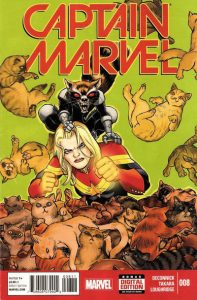 Captain Marvel #8 (2014)